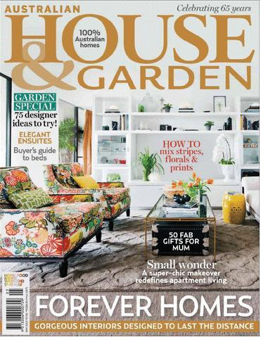 Australian House and Garden NZ Magazine Shop