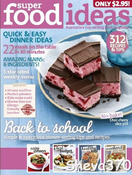 Super food ideas single issue nz magazine shop super food ideas single issue forumfinder Images