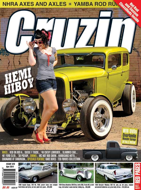 Cruzin   NZ Magazine Shop