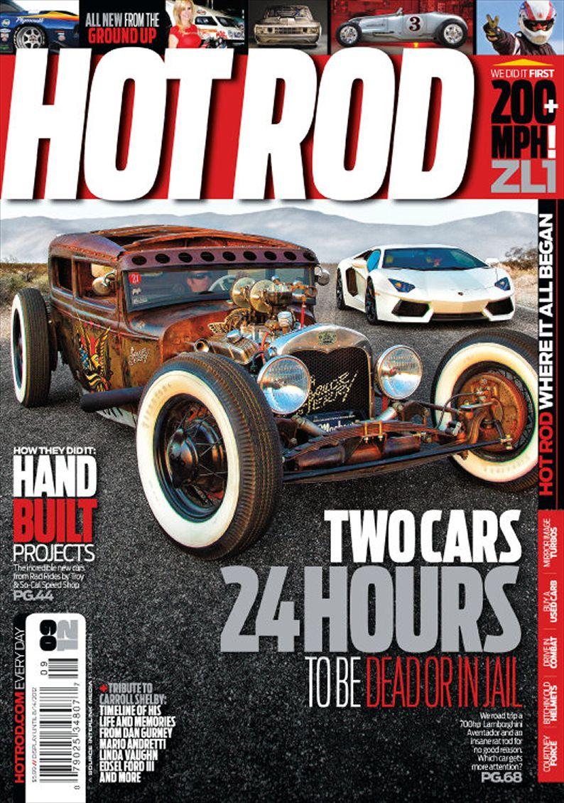 Hot Rod   NZ Magazine Shop