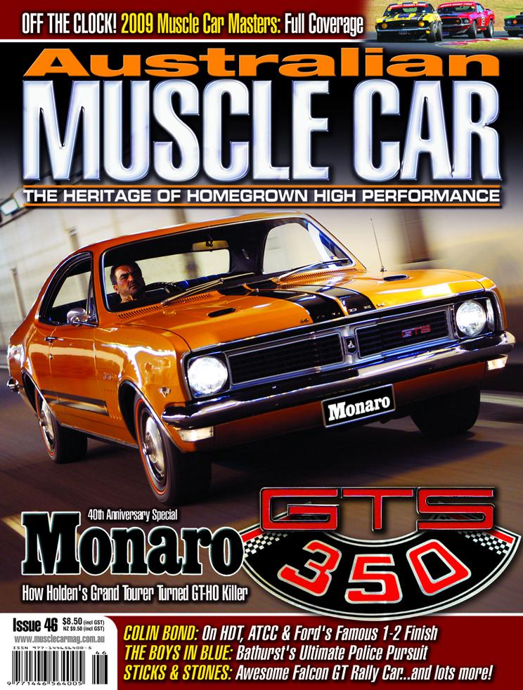 Australian Muscle Car Nz Magazine Shop